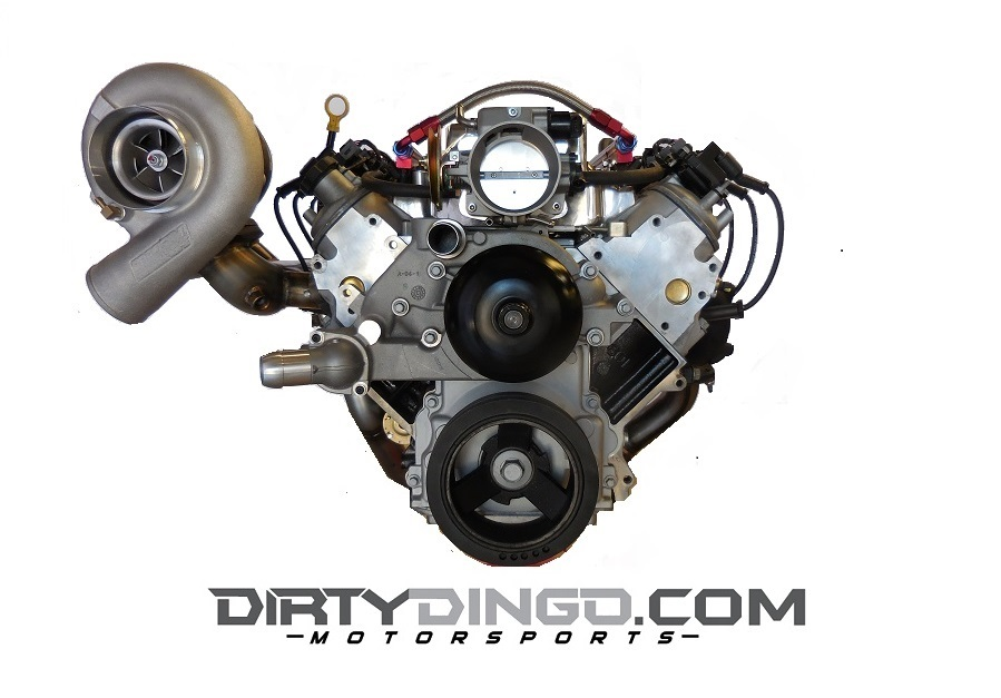 LS1 Turbo Manifold