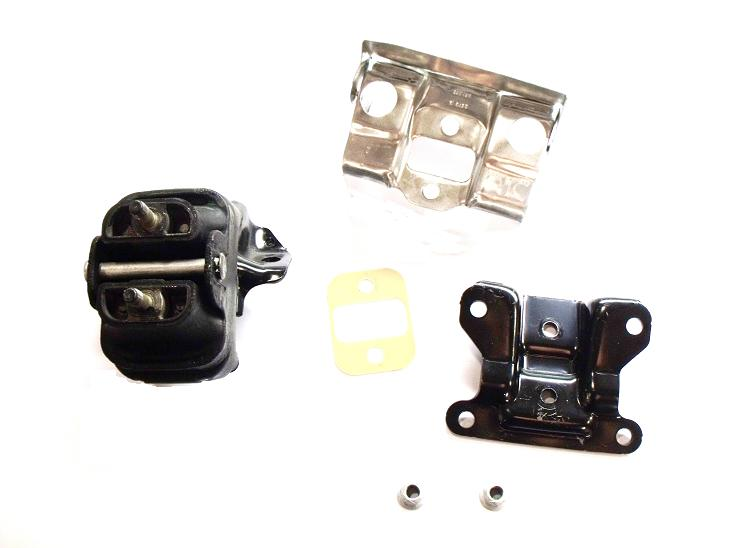 LS Truck Solid Race Engine Mounts