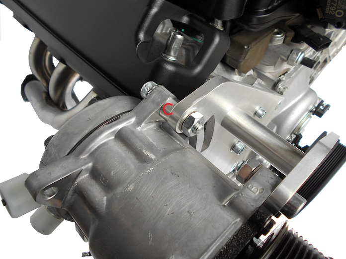 GM Gen V LT Sanden 508 Install